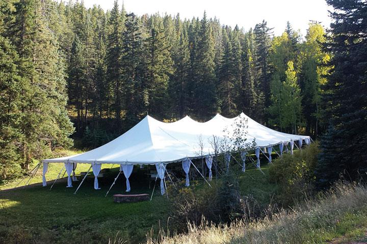 40x100 Wedding Tent Rentals
