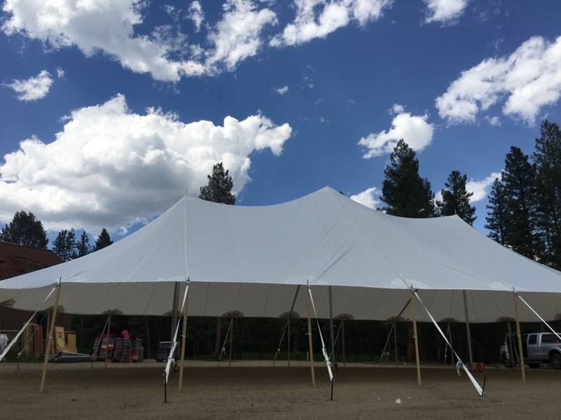 Beauty & Benefits of Sailcloth Tents