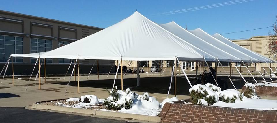 Indoor Vs Outdoor Weddings: Benson Tent Rent Brides: Don't Rule Out A Colorado Tent