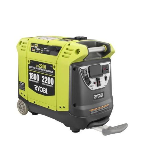 2200 watt generator