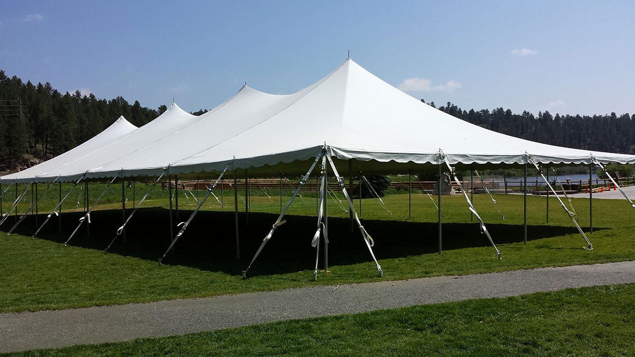 Mountain: Benson Tent Rent