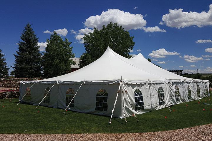 40x60 Wedding Tent