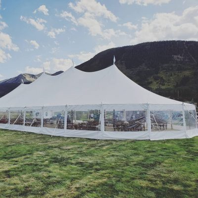 Mountain: Benson Tent Rent
