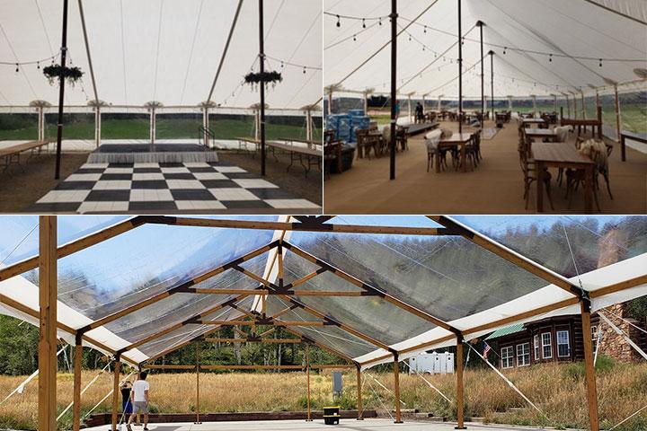 New Special Event Tent Rentals