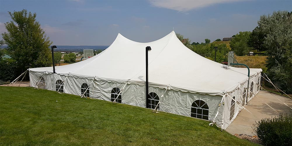 Event Tents from Benson Tent Rent