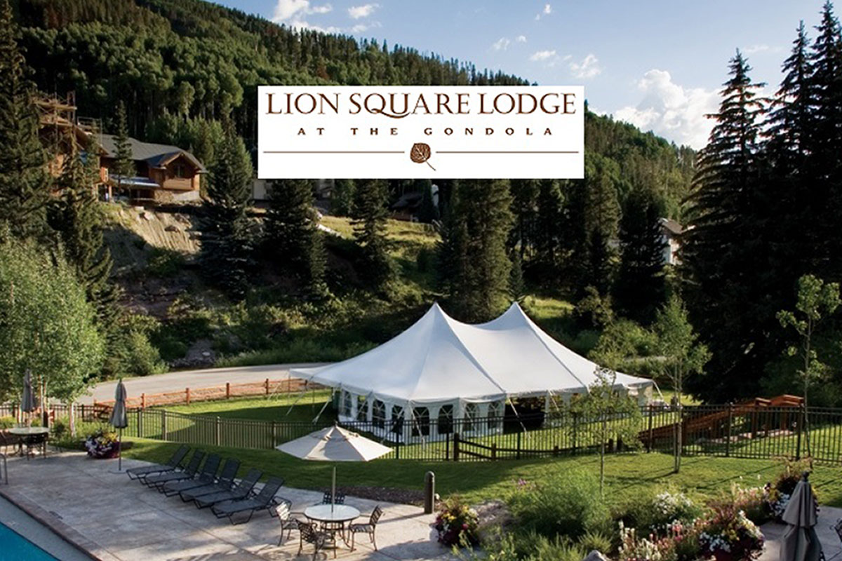 Top Wedding Venue - Lion Square Lodge