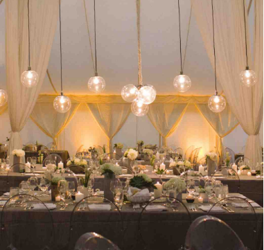 Easy Wedding Tent Decoration Ideas & Easy Wedding Tent Decoration Ideas | Benson Tent Rent - Denver