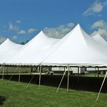 60′ Wide Twin Center Pole Tents